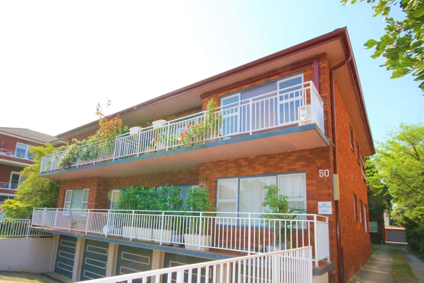 Main view of Homely apartment listing, 6/50 Banks Street, Monterey, NSW 2217