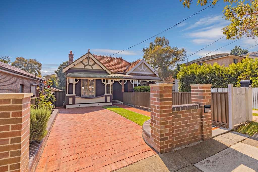 Main view of Homely semidetached listing, 157 Croydon Avenue, Croydon Park, NSW 2133