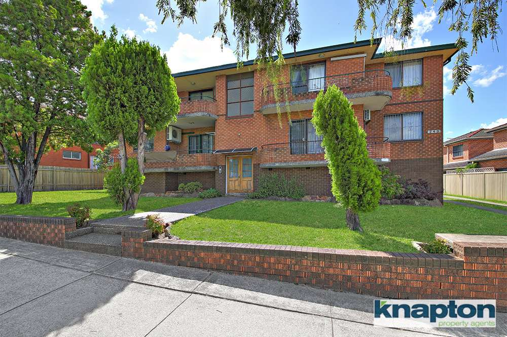 Main view of Homely unit listing, 6/249 Lakemba Street, Lakemba, NSW 2195