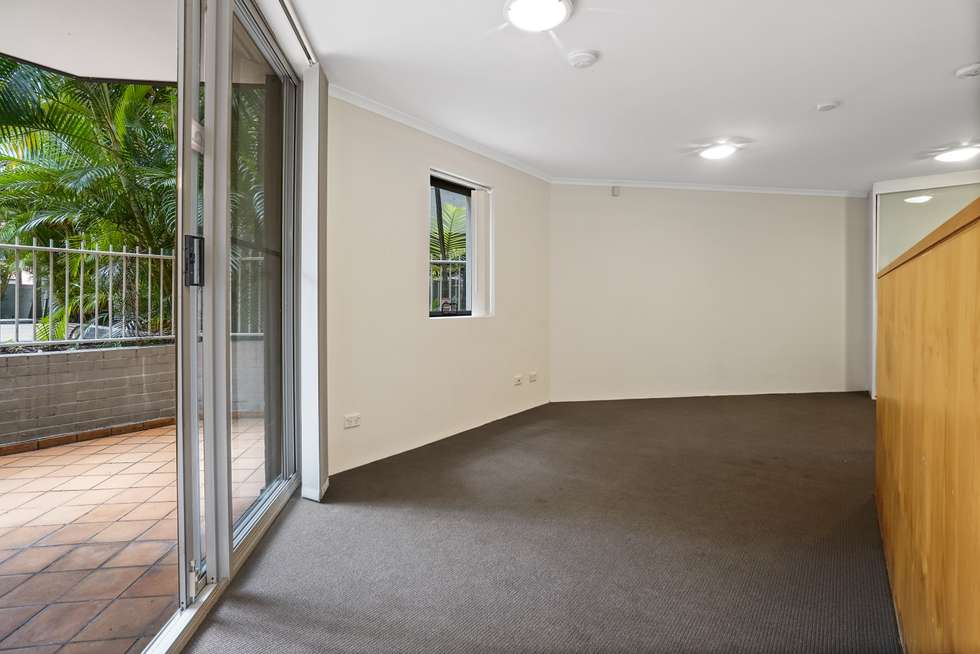 Fifth view of Homely studio listing, 21/92-120 Cleveland Street, Chippendale NSW 2008
