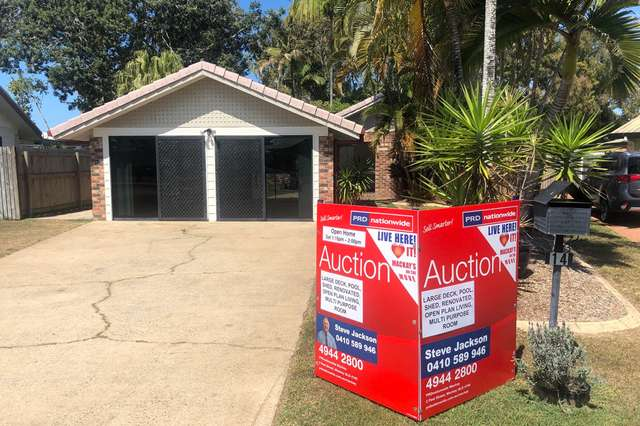 14 Katherine Court, Andergrove QLD 4740