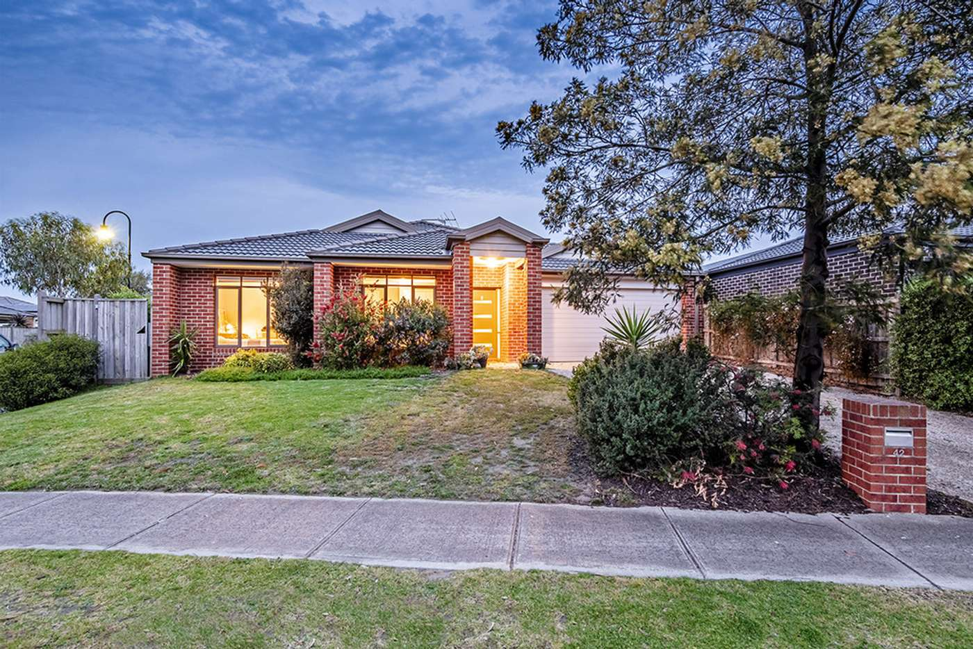 Main view of Homely house listing, 42 Freshwater Boulevard, Lyndhurst VIC 3975