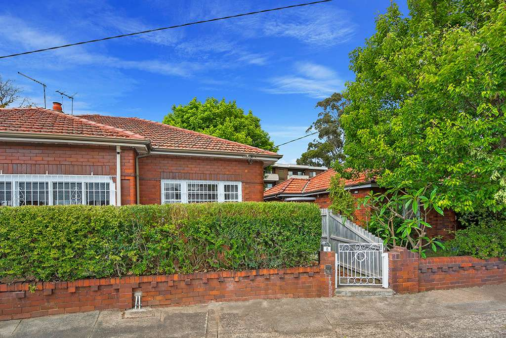 Main view of Homely semidetached listing, 8 Somerville Avenue, Ashfield, NSW 2131