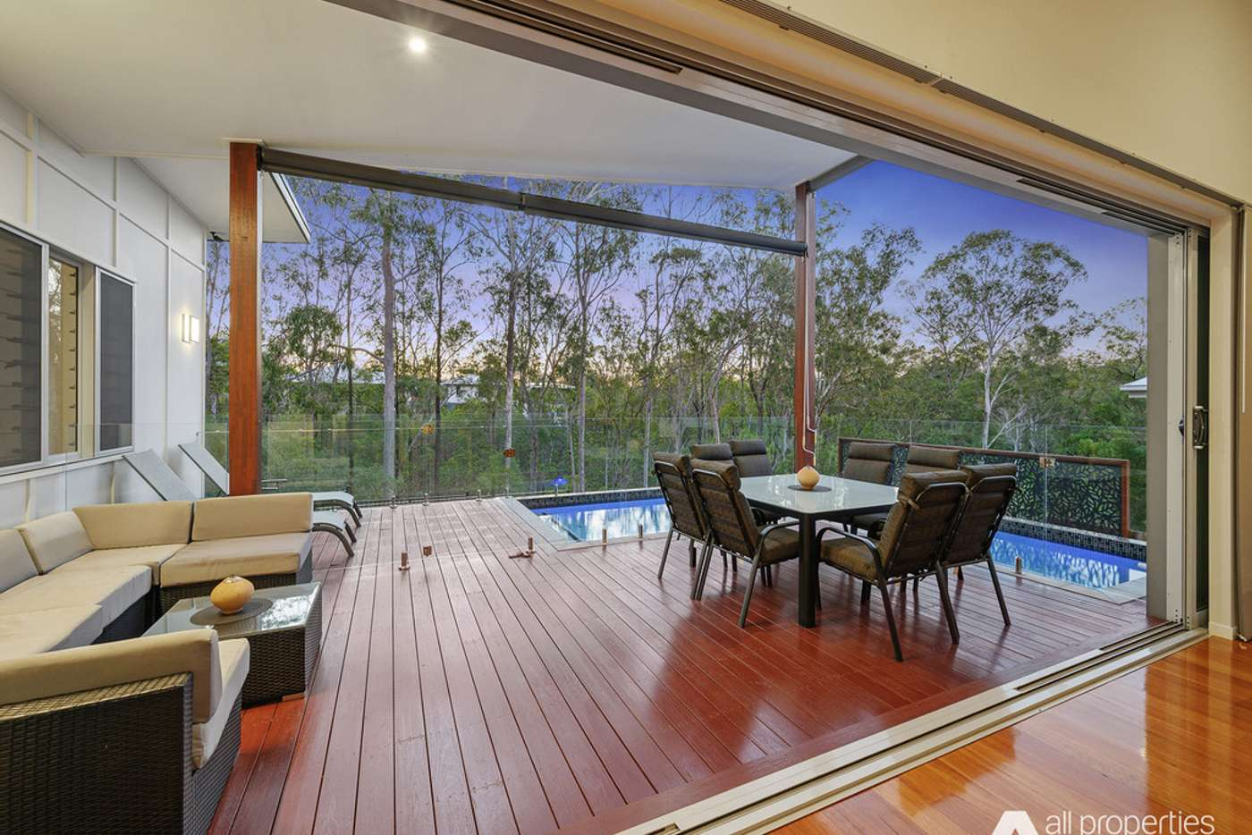 Main view of Homely house listing, 20 Black Teak Court, Brookwater QLD 4300