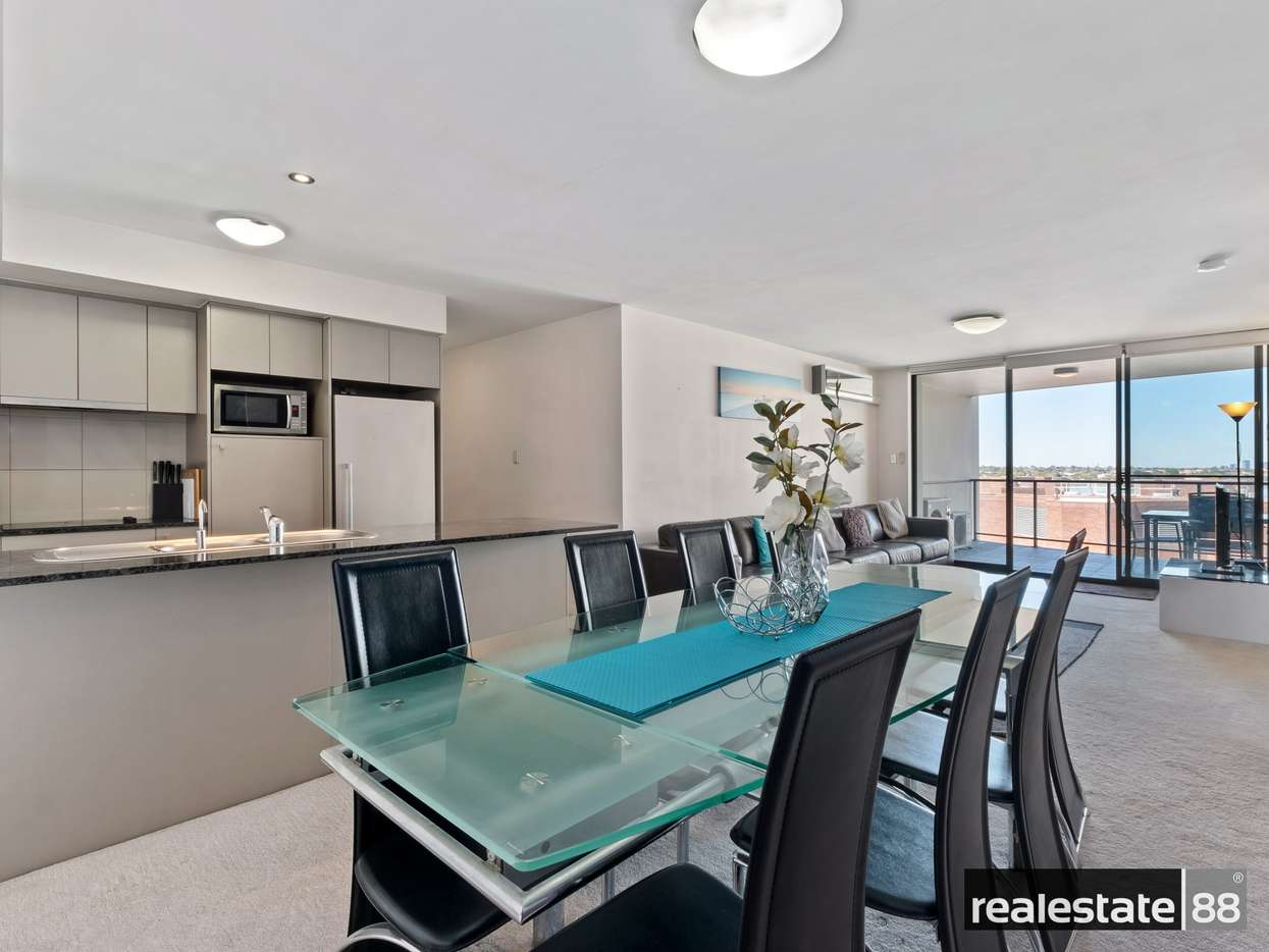 Main view of Homely apartment listing, 31/128 Adelaide Terrace, East Perth, WA 6004