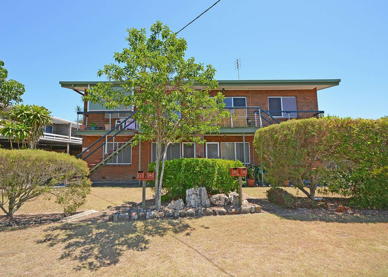 Main view of Homely unit listing, 6/16 Campbell Street, Torquay, QLD 4655