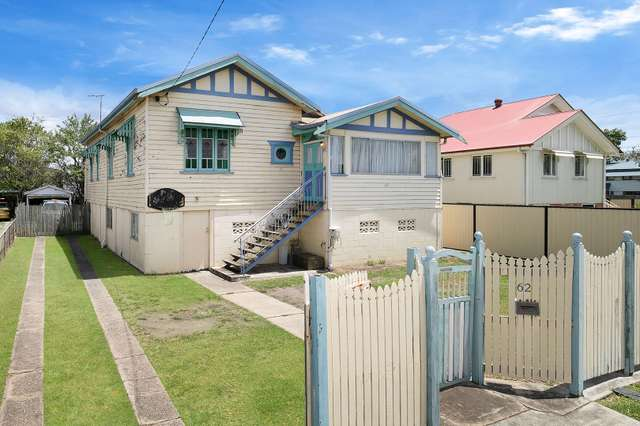 62 Park Road, Wooloowin QLD 4030