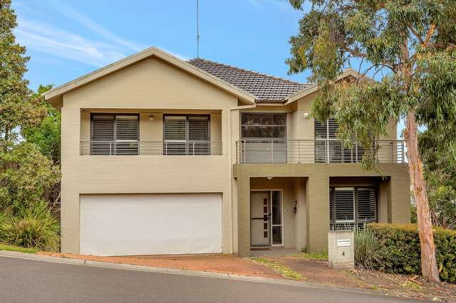 4 Sherbrooke  Crescent, Castle Hill NSW 2154