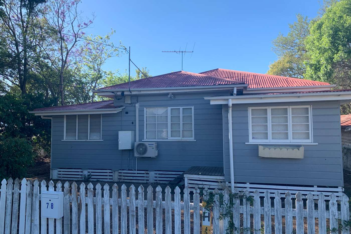Main view of Homely house listing, 78 Woodford Street, One Mile QLD 4305