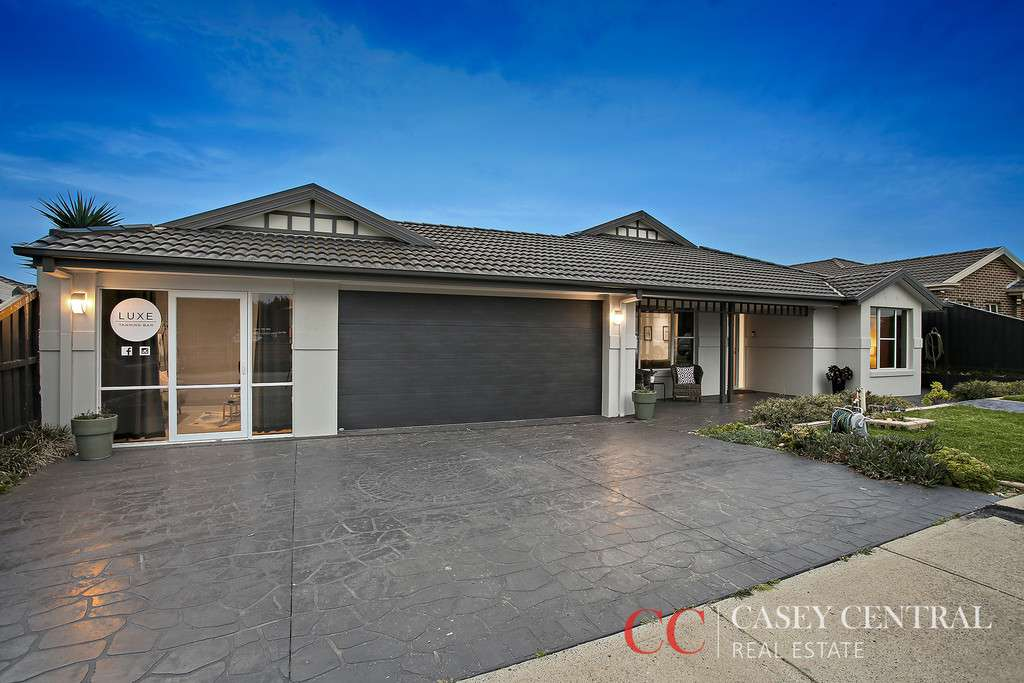 Main view of Homely house listing, 5 Trevino Way, Cranbourne North, VIC 3977