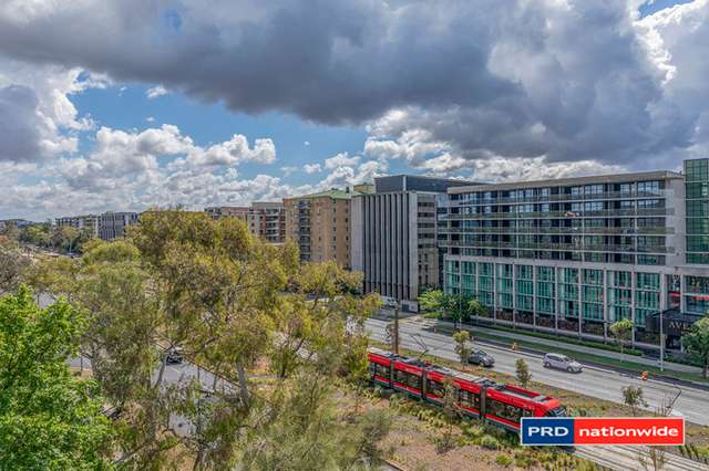 122/77 Northbourne Ave, City ACT 2601