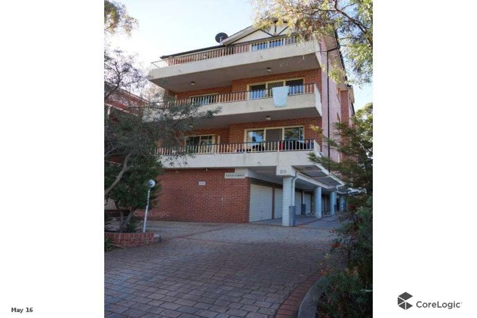 Second view of Homely unit listing, 2/20 LENNOX STREET, Parramatta NSW 2150