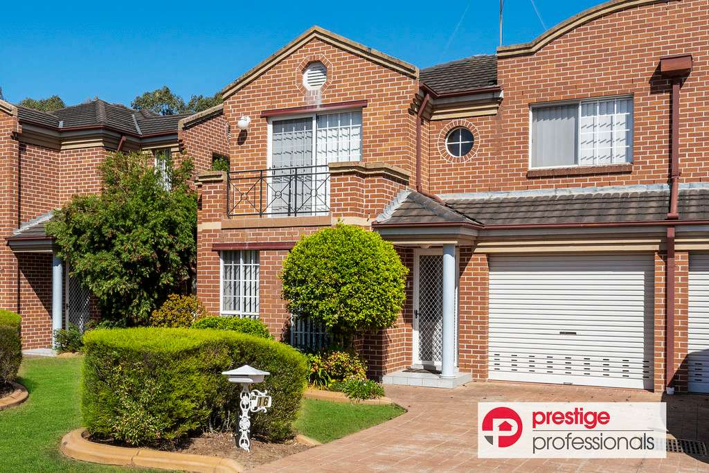 Main view of Homely townhouse listing, 16/32 Claremont Court, Wattle Grove, NSW 2173
