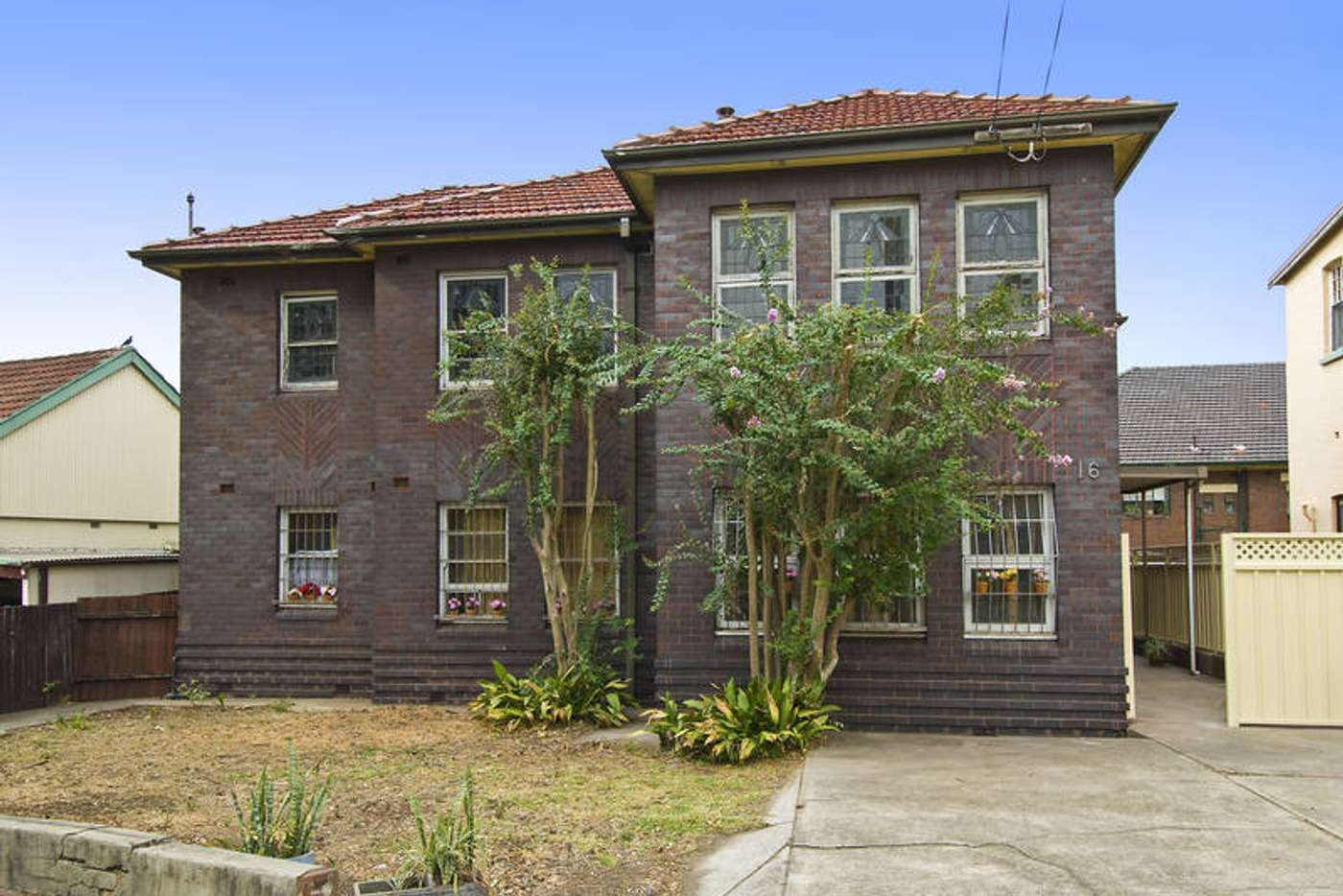 Main view of Homely unit listing, 1/16 Liverpool Road, Croydon NSW 2132