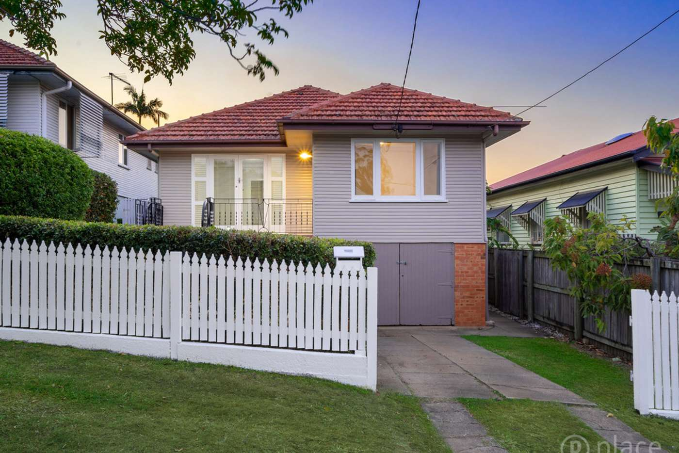 Main view of Homely house listing, 87 Peach Street, Greenslopes QLD 4120