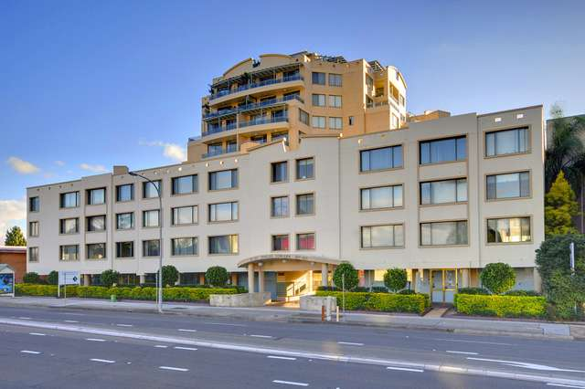 175/107-115 Pacific Highway, Hornsby NSW 2077
