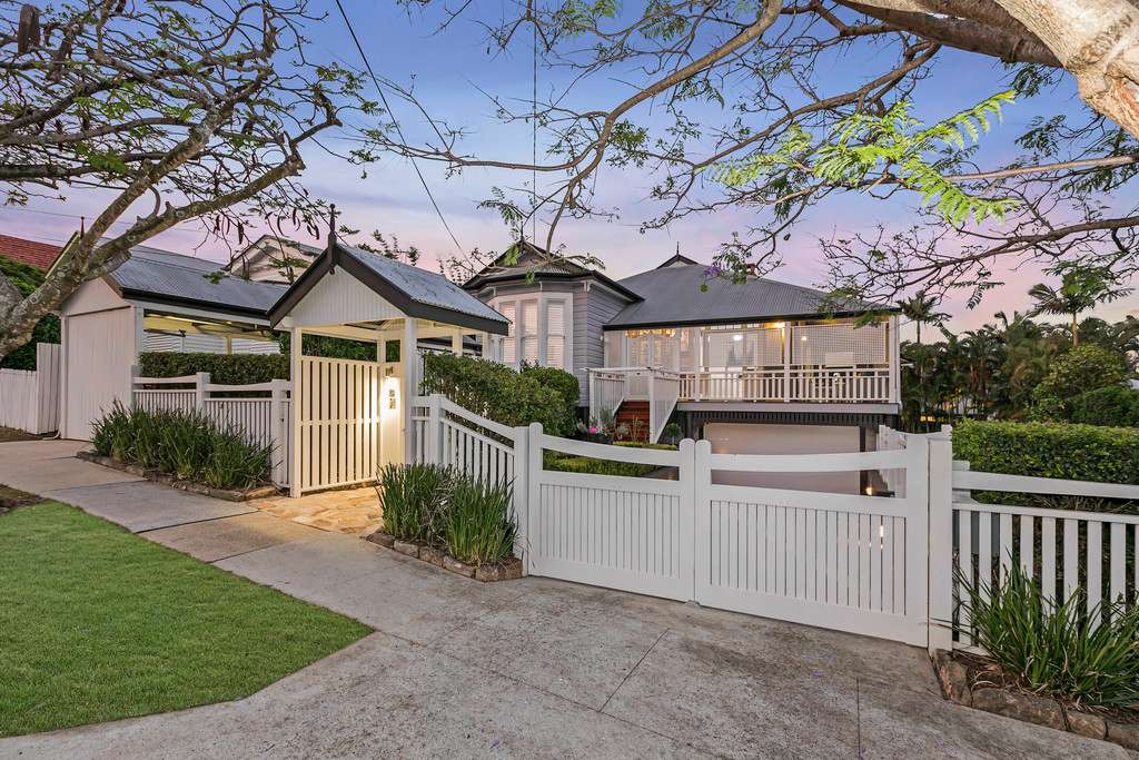 Main view of Homely house listing, 21 Bellevue Terrace, Clayfield, QLD 4011