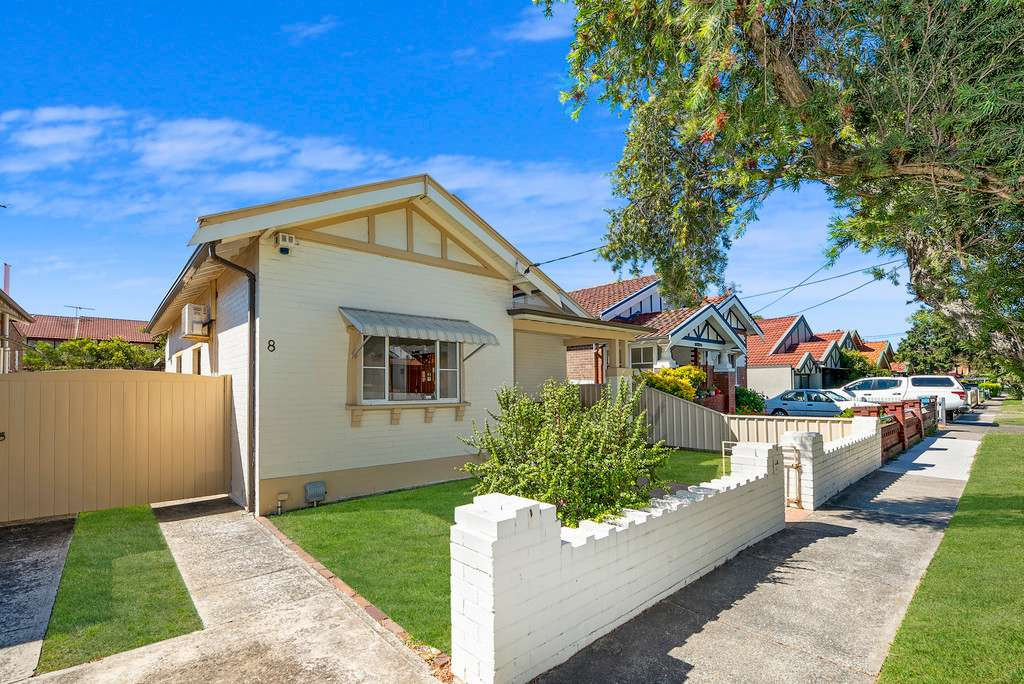 Main view of Homely house listing, 8 Page Avenue, Ashfield, NSW 2131