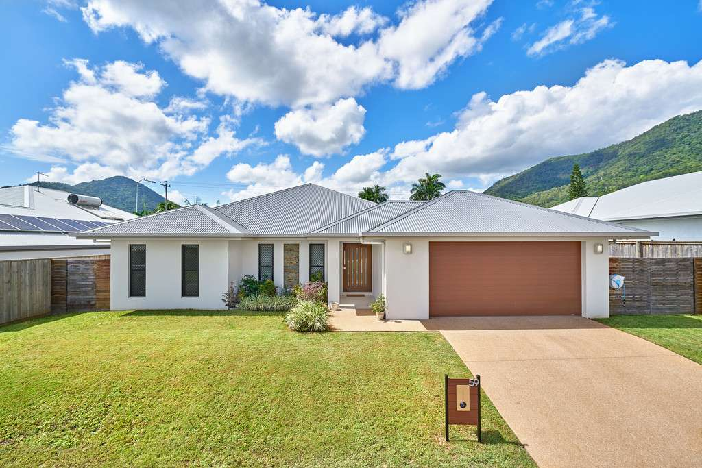 Main view of Homely house listing, 59 Springbrook Ave, Redlynch, QLD 4870