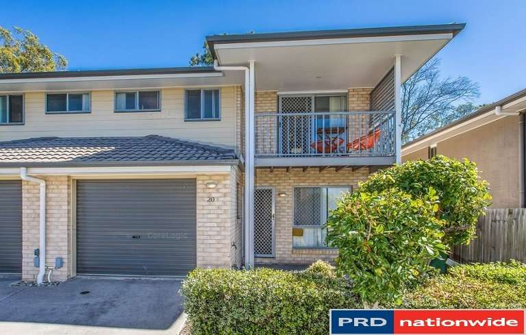 Main view of Homely townhouse listing, 20/113 Castle Hill Drive, Murrumba Downs, QLD 4503