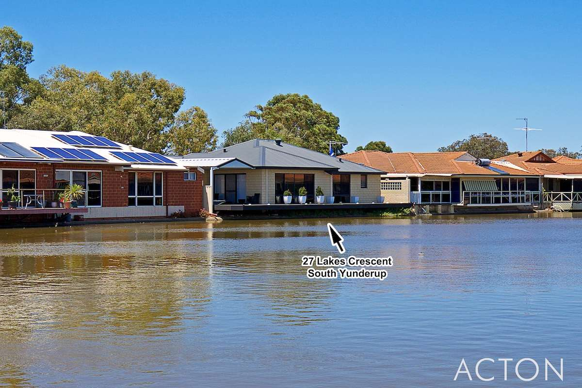 Main view of Homely house listing, 27 Lakes Crescent, South Yunderup, WA 6208