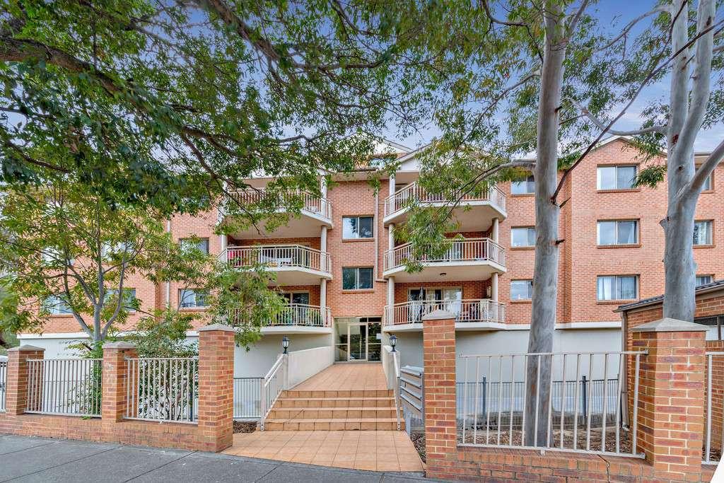 Main view of Homely unit listing, 11/4-6 Elva Street, Strathfield, NSW 2135