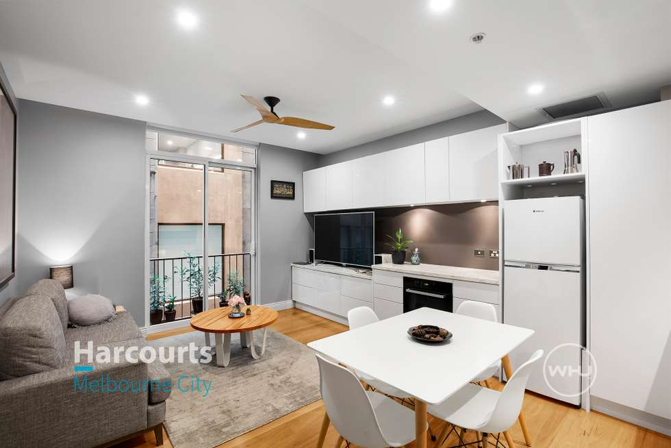 Second view of Homely apartment listing, P23/394 Collins Street, Melbourne VIC 3000