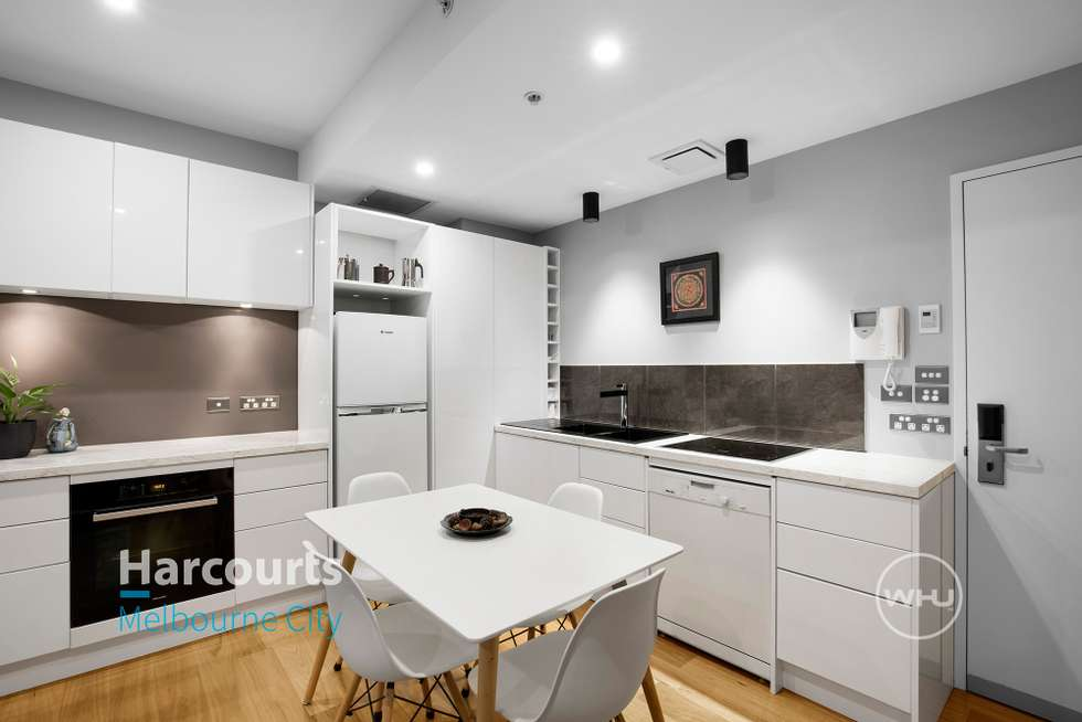 Third view of Homely apartment listing, P23/394 Collins Street, Melbourne VIC 3000