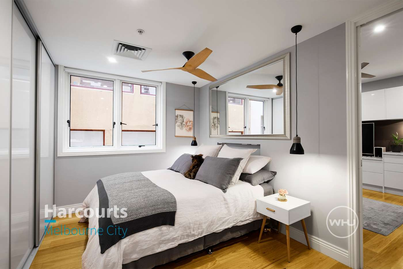 Fifth view of Homely apartment listing, P23/394 Collins Street, Melbourne VIC 3000