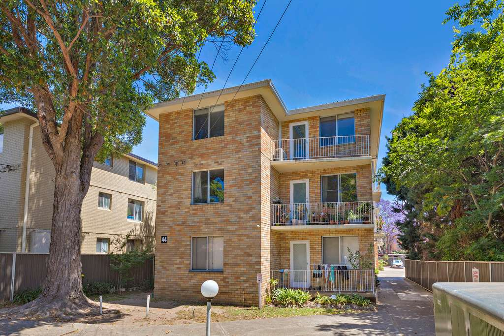 Main view of Homely unit listing, 4/44 Orpington Street, Ashfield, NSW 2131