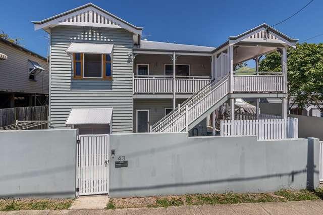 43a Issac Street, Milton QLD 4064