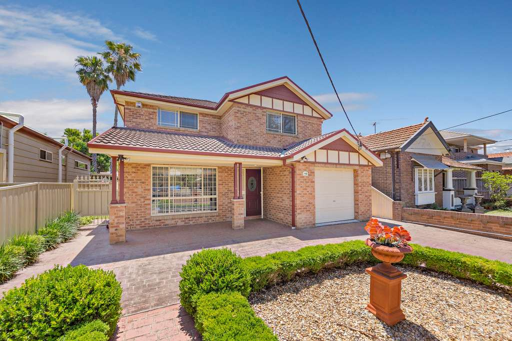 Main view of Homely house listing, 10 Weil Avenue, Croydon Park, NSW 2133