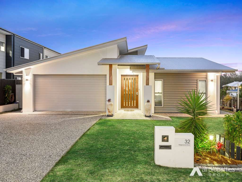 Main view of Homely house listing, 32 Ridgewood Drive, Brookwater, QLD 4300