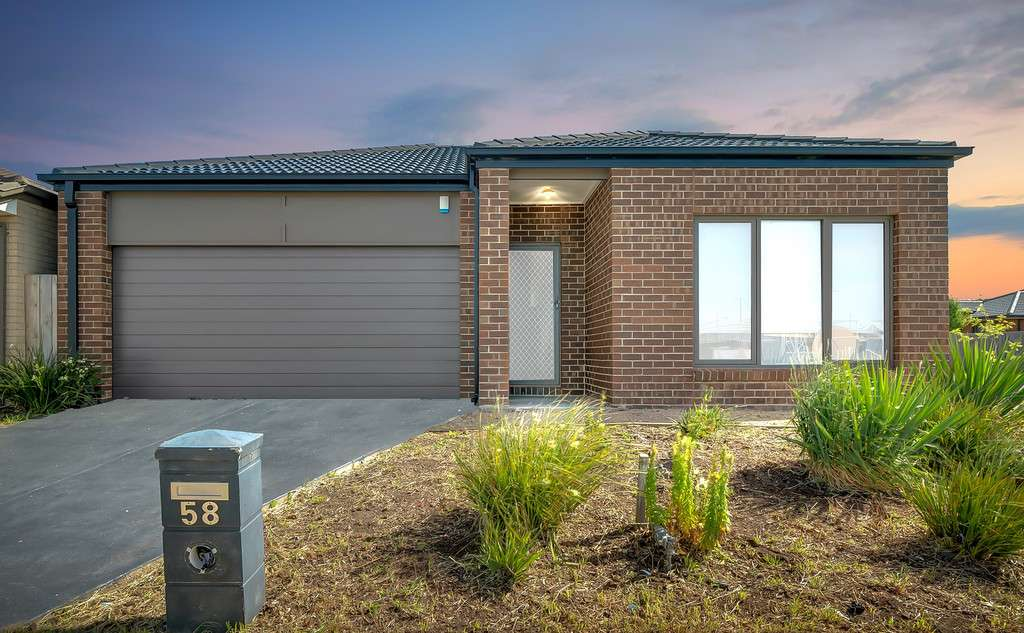 Main view of Homely house listing, 58 Carrick Street, Point Cook, VIC 3030