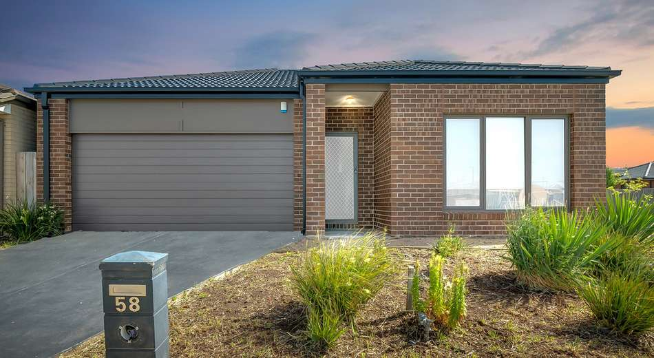 58 Carrick Street, Point Cook VIC 3030