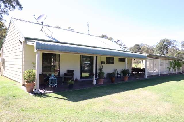 104 OLD BERRARA ROAD, Sussex Inlet NSW 2540
