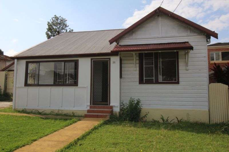 Main view of Homely house listing, 24 Dreadnought Street, Roselands, NSW 2196