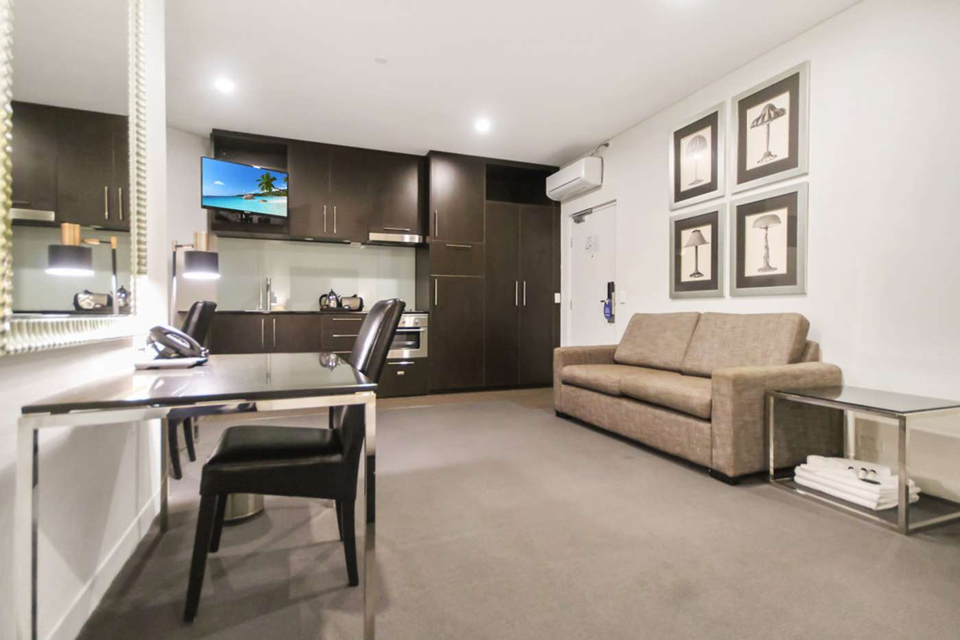Main view of Homely apartment listing, 1101/480 Collins St, Melbourne VIC 3000