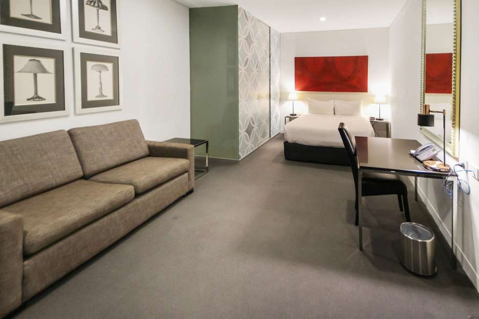 Second view of Homely apartment listing, 1101/480 Collins St, Melbourne VIC 3000