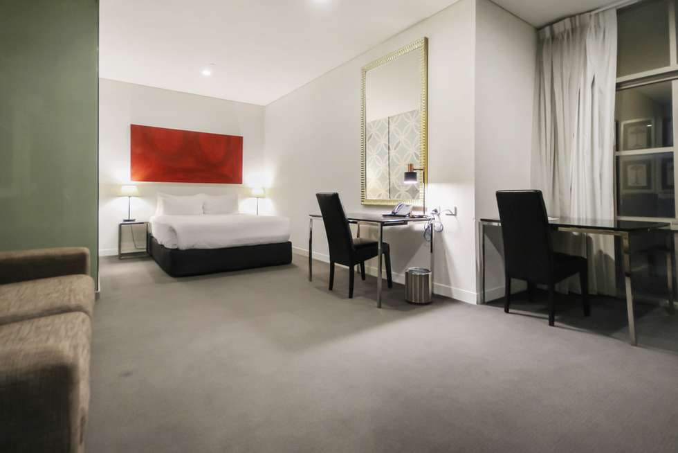 Third view of Homely apartment listing, 1101/480 Collins St, Melbourne VIC 3000