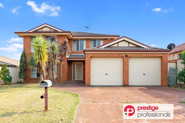18 Bergalia Close, Prestons NSW 2170
