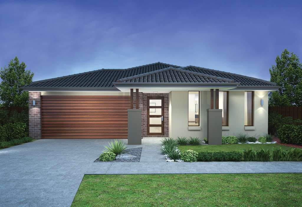 Main view of Homely house listing, Lot 1328 Artfield Drive, Cornerstone Estate, Werribee, VIC 3030