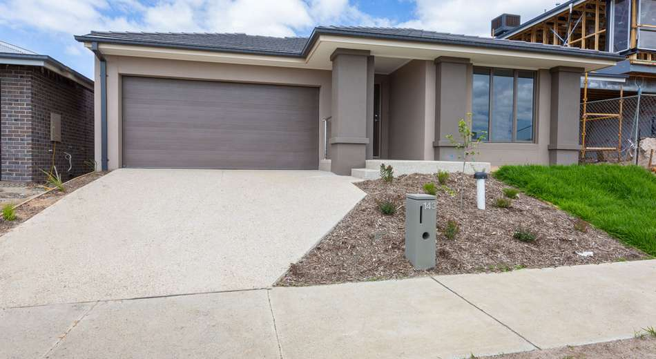 143 Athletic Circuit, Clyde VIC 3978