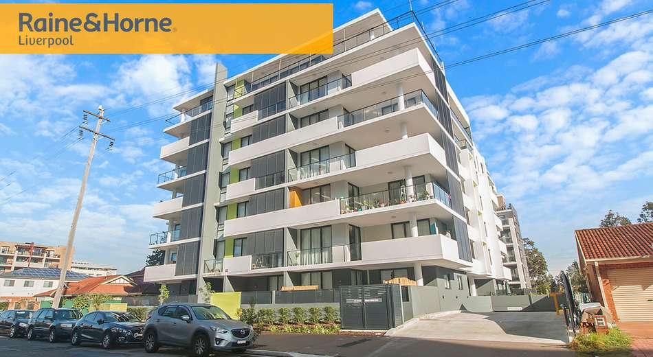 13/15 Castlereagh Street, Liverpool NSW 2170