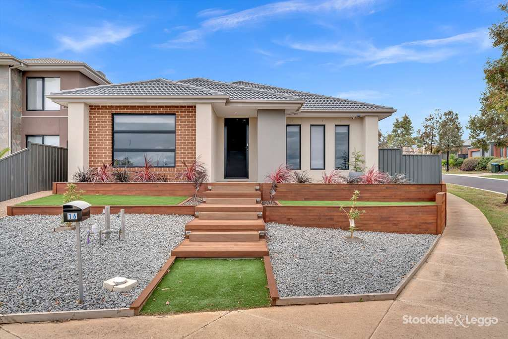 Main view of Homely house listing, 16 Creekside Boulevard, Manor Lakes, VIC 3024