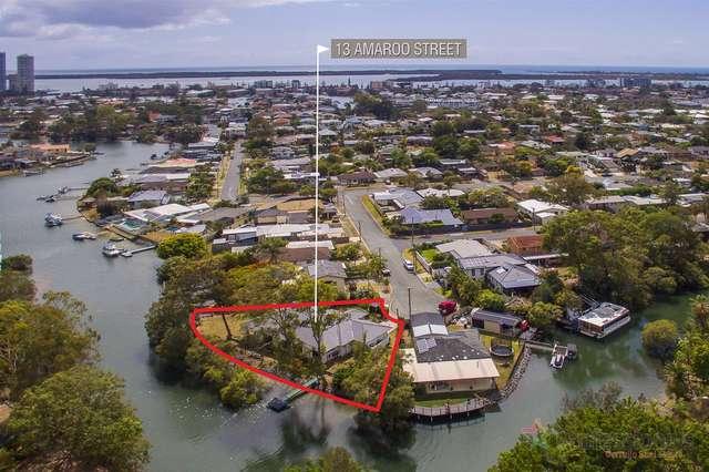 13 Amaroo Street, Biggera Waters QLD 4216