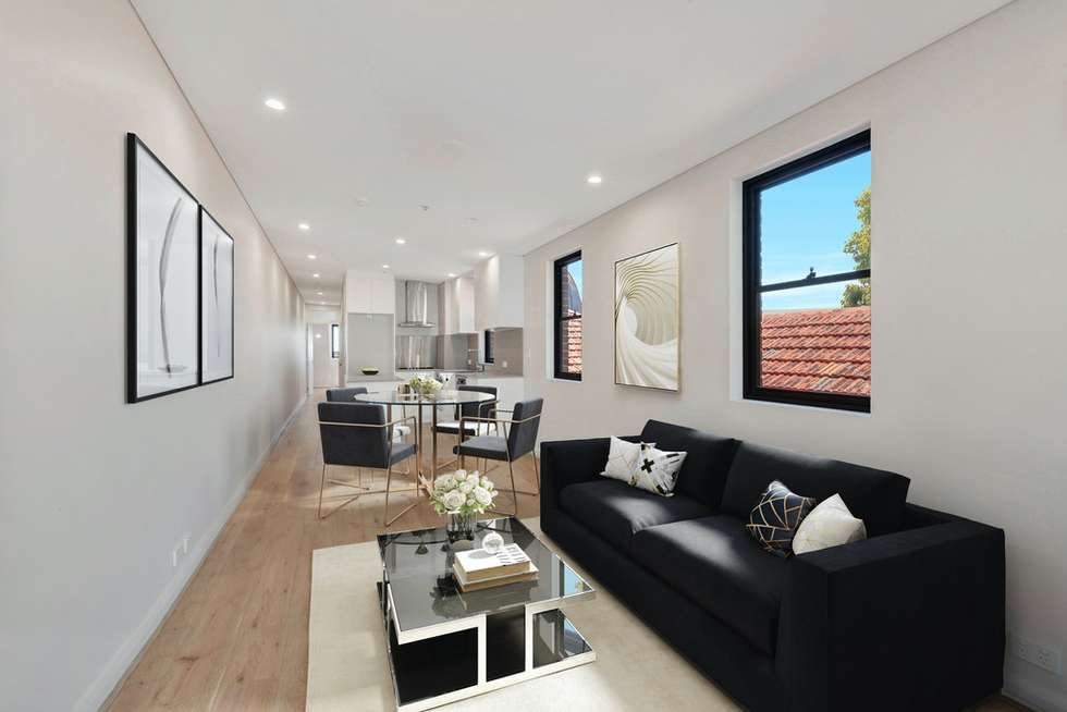 Second view of Homely apartment listing, 2/57 Grosvenor Street, Woollahra NSW 2025