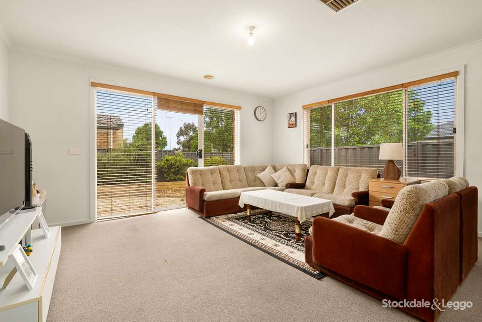 Second view of Homely house listing, 14 Romek way, Truganina VIC 3029
