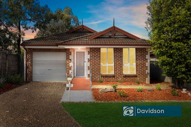 16 Clarendon Court, Wattle Grove NSW 2173