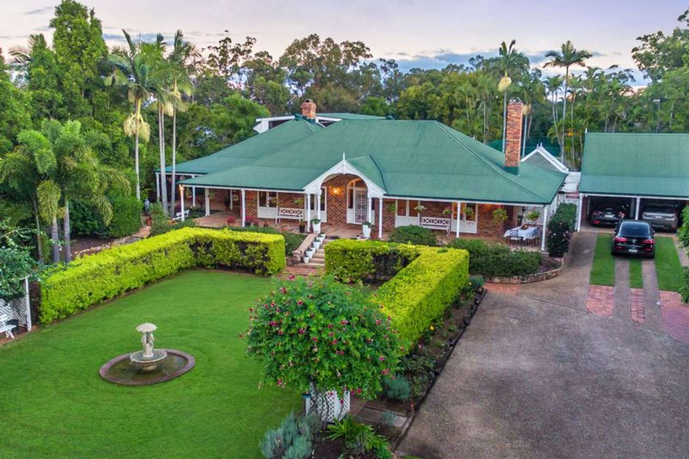 Main view of Homely acreageSemiRural listing, 24 Sugars Road, Bellbowrie QLD 4070